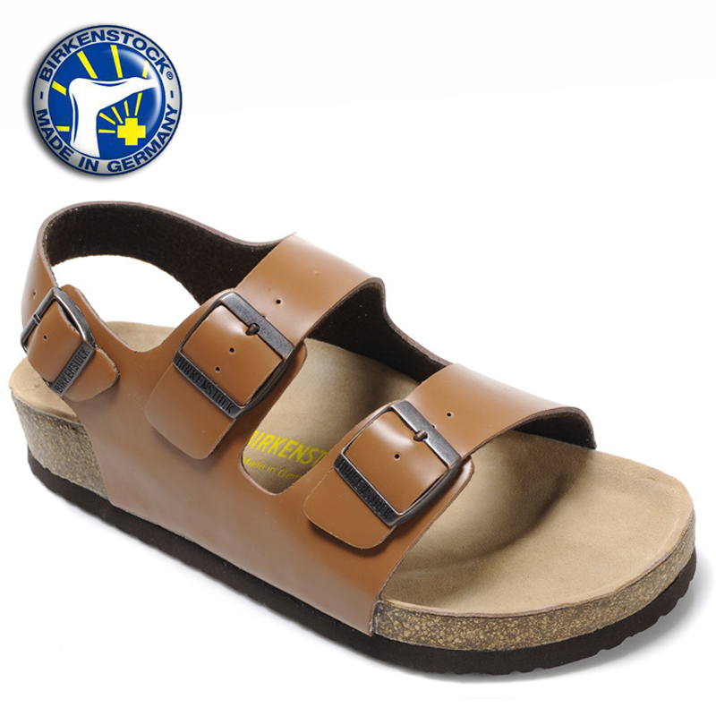 b29ed5006e34 Get Quotations · 2015 Birkenstock Sandals Gladiator Birkenstock Milano  sandals Men cheap sale Casual EVA sandals with size 5