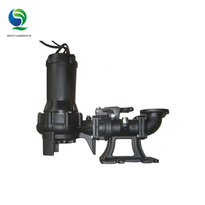 High-performance mechanical/ centrifugal submersible sewage pump