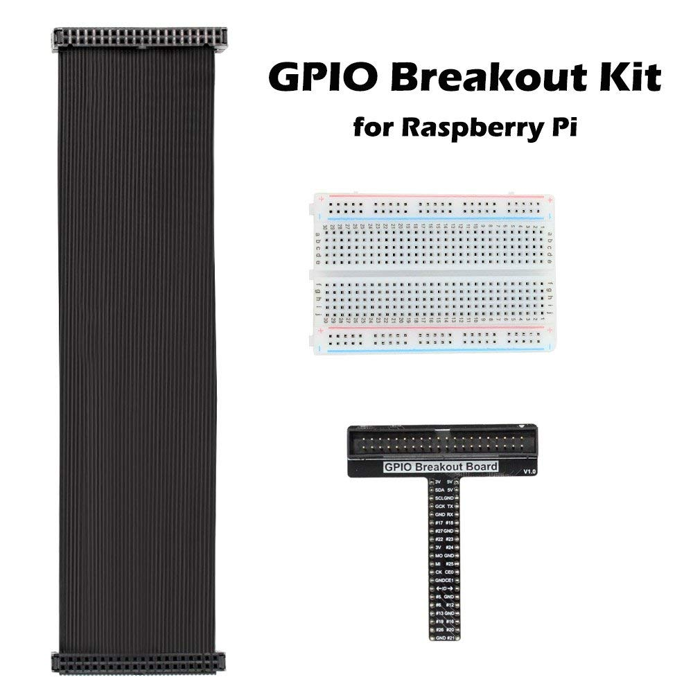 Cheap Pi Gpio Cable Find Deals On Line At Alibabacom Ribbon Schematic Get Quotations Iuniker Breakout Kit Rpi Expansion For Raspberry Assembled T