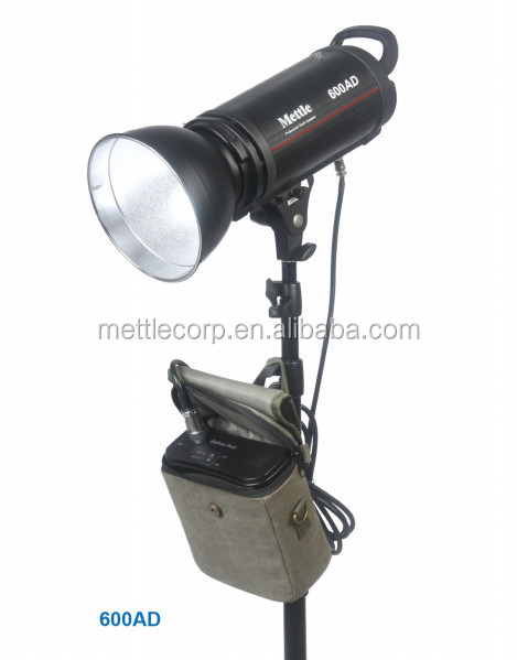 MT-600AD Dual Power Studio Flash,