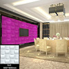 Factory direct sale great wall design embossed wallpapers