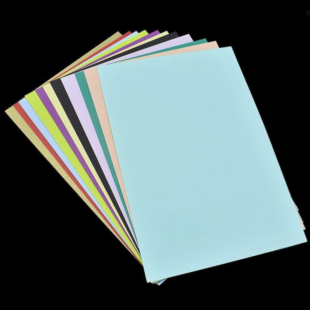 Art Supplies Dovewill 10 Piece Translucent Shrinkable Shrink