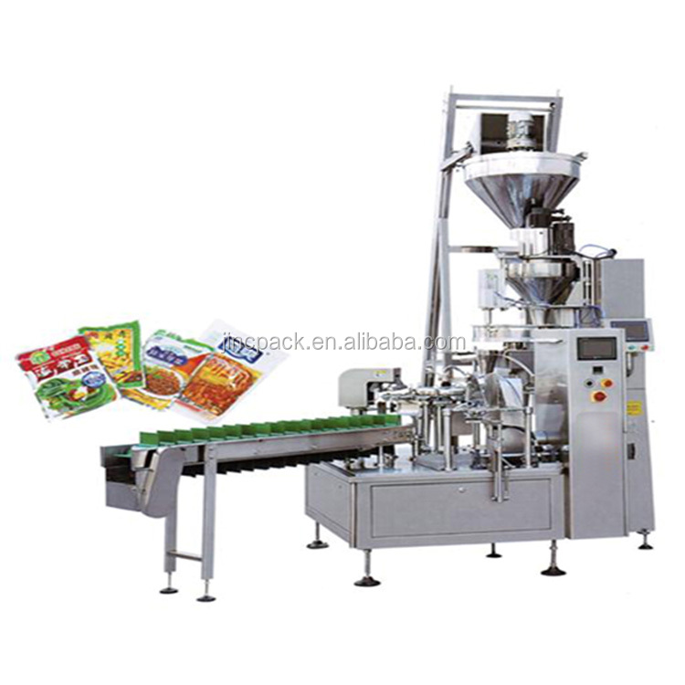 Good quality premade pouch filling sealing machine for pickles