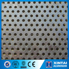 ASTM-b209 A3003 A3004 Aluminum perforated sheet for roofing panel
