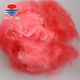 Siliconized Polyester Solid Fibre Pillow Filling Material