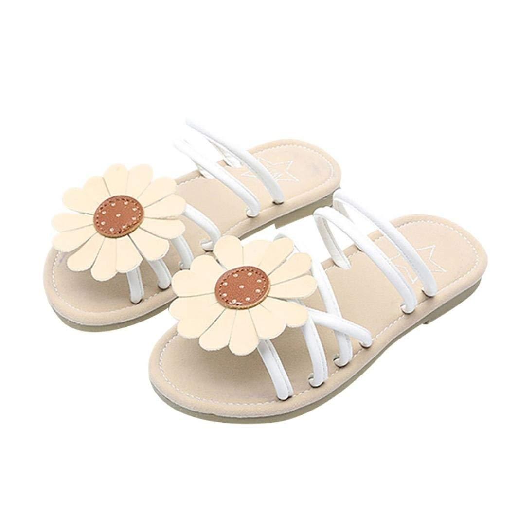 6244263b7787d Get Quotations · Flip Flop Sandals for Kids Girls