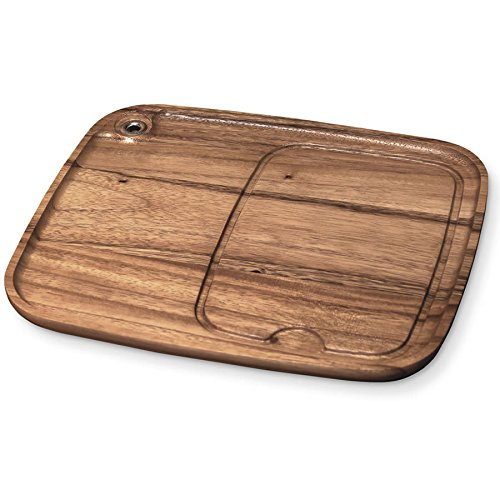 Acacia Wood Steak Serving Plate
