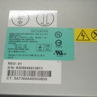 Fully tested ok and working with fast delivery 195W 3U server power supply DPS-200PB-129 A