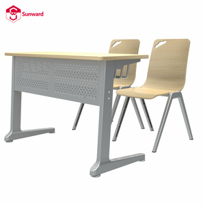 school furniture wholesale double desk chairs classroom