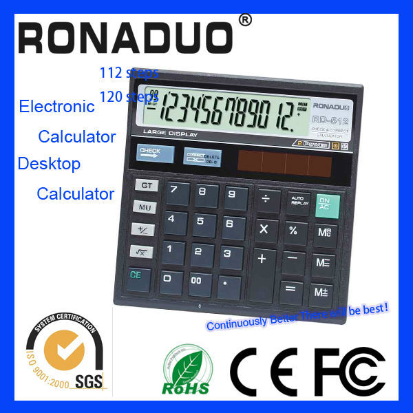 business gift cheap price calculator china made calculator 512 customization calculator