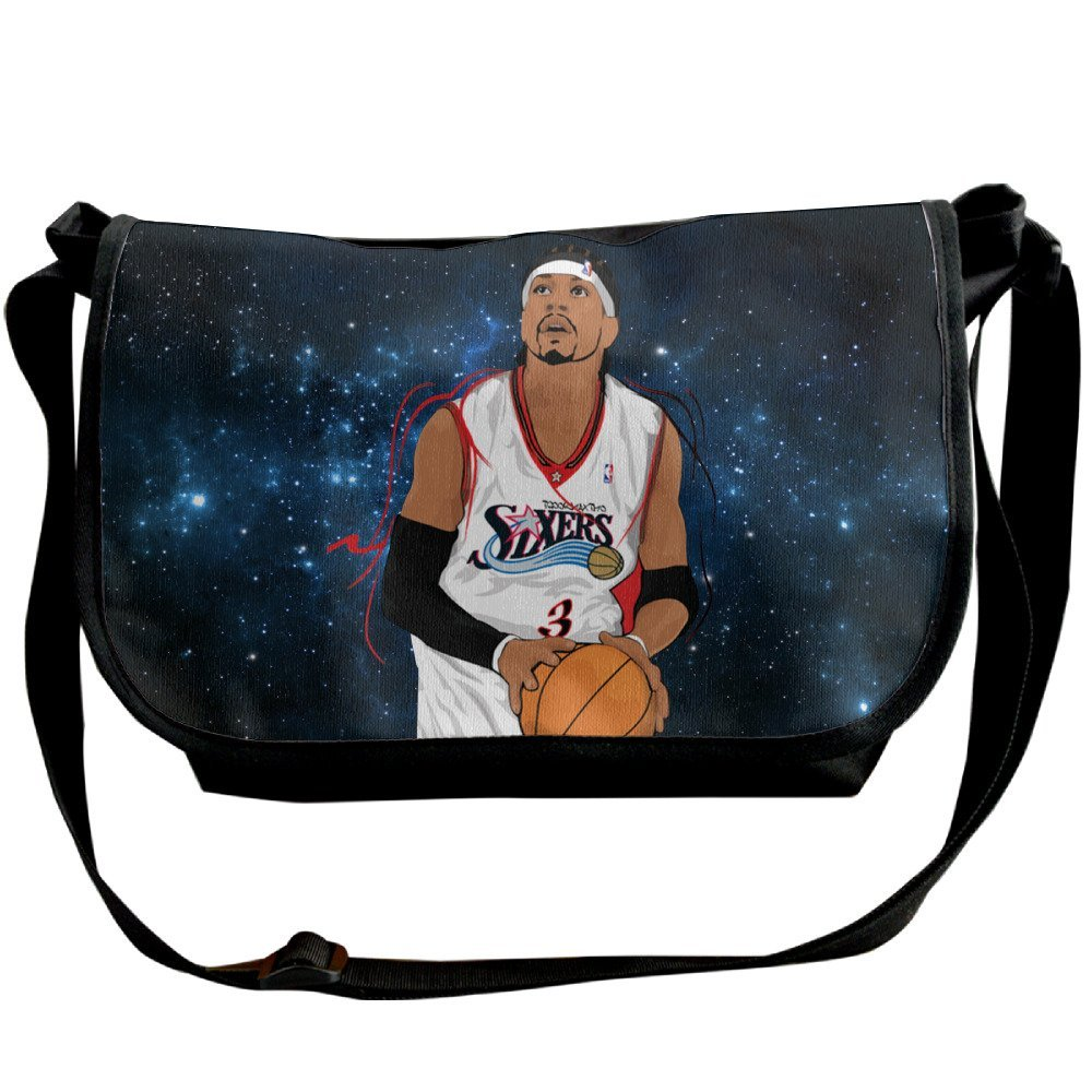 ffc18e5a82e6 Get Quotations · LHLKF Allen Iverson The Answer Wide Rucksack