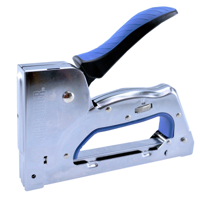 Surebonder staple gun barrier arms