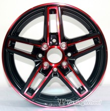 15 inch popular car xxr wheel oz replica wheels