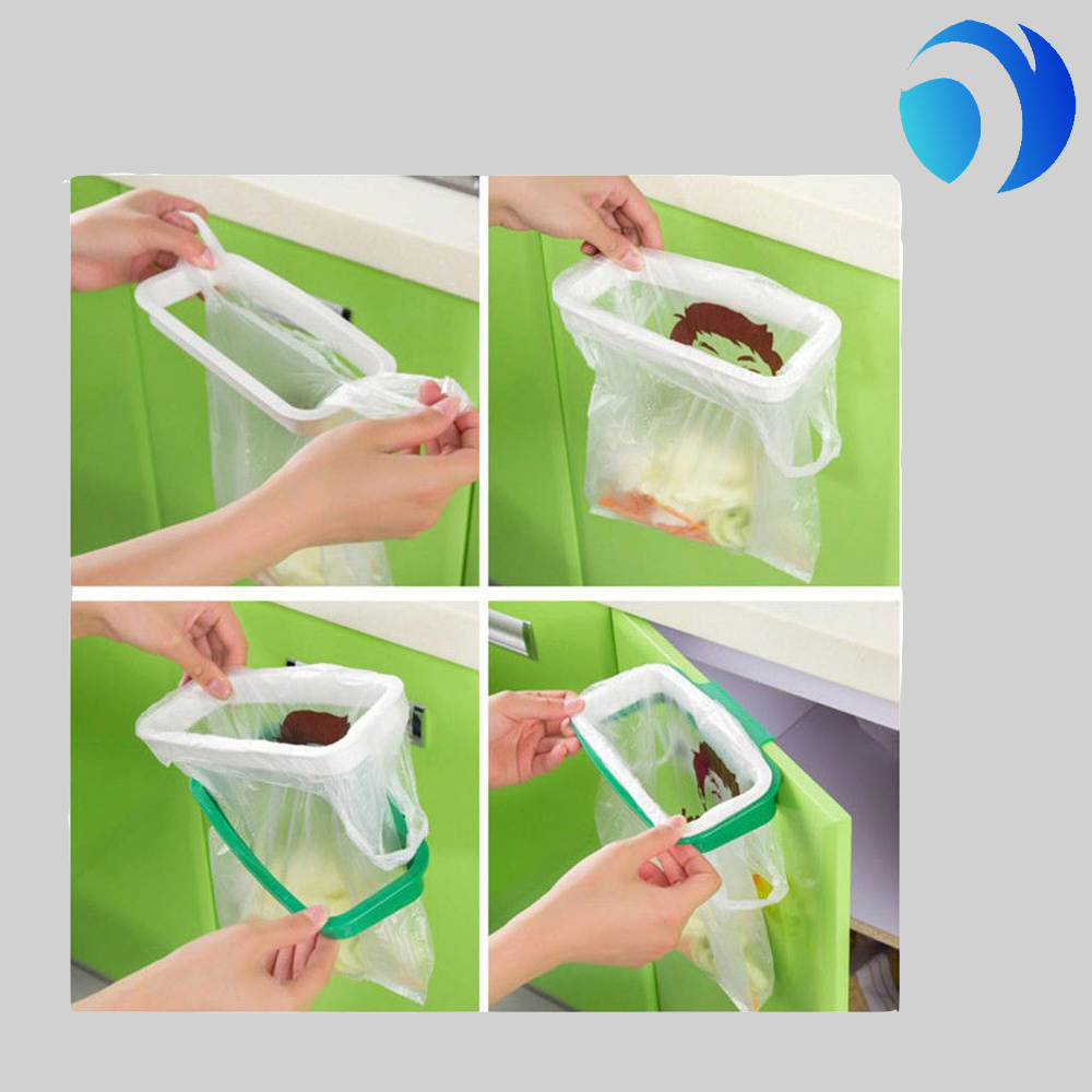 Wholesale biodegradable HDPE/LDPE bin liner/T-shirt trash bag