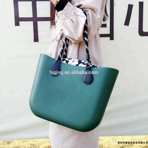 China Supplier O EVA bags women tote hand bags 2018