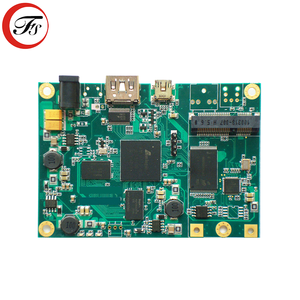 Multilayer PCBA PCB Assembly Manufacturer For Custom Bom Gerber Files