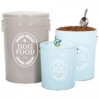 High Quality Metal Dog Food Storage Container Buy Dog Food