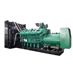 Hot sale biogas generator 1mw