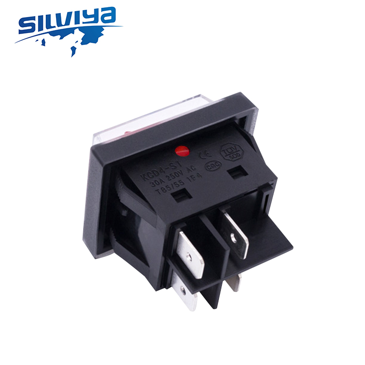 Finden Sie Hohe Qualität Kcd4 Wippschalter T85 Hersteller und Kcd4 ...