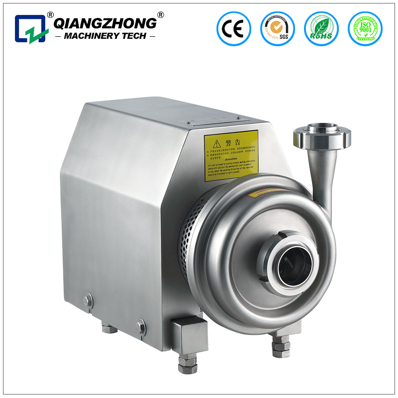 stainless steel wine transfer pump/electric grease pump