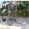 chinese metal meterial large bird cage for parrot