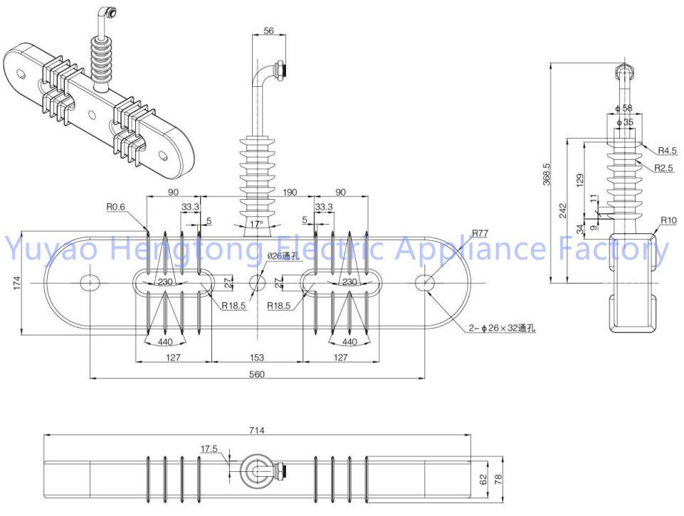 zw43 vacuum circuit breaker 12 kv zero sequence ct current transformers