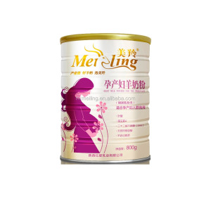 0.8 Weight (kg)High Quality formula goat milk for the pregnant women