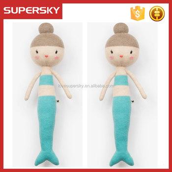 Amigurumi Mermaid Doll Crochet Pattern Crochet Lover gift | Etsy | 350x350