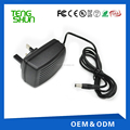 TengShun good quality 6v 2a 12v 1.5a lead acid battery charger with EU US UK AUS KOREA Plugs
