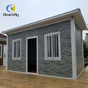 Prefab Homes Commercial Buildings Resort Modular Smart Wooden House