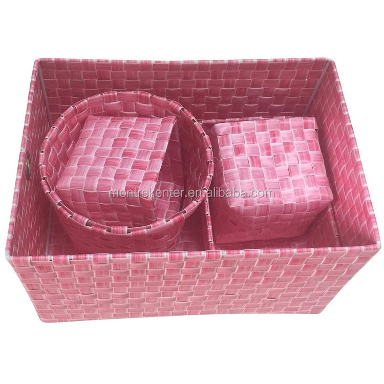 China Wholesale Products Simple Structure straw fruit basket natural seagrass storage