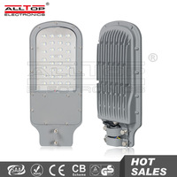 High lumen IP67 waterproof outdoor 30w modular led street light