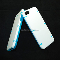Fashionable design PC Soft TPU Case Cover for iphone5/5s