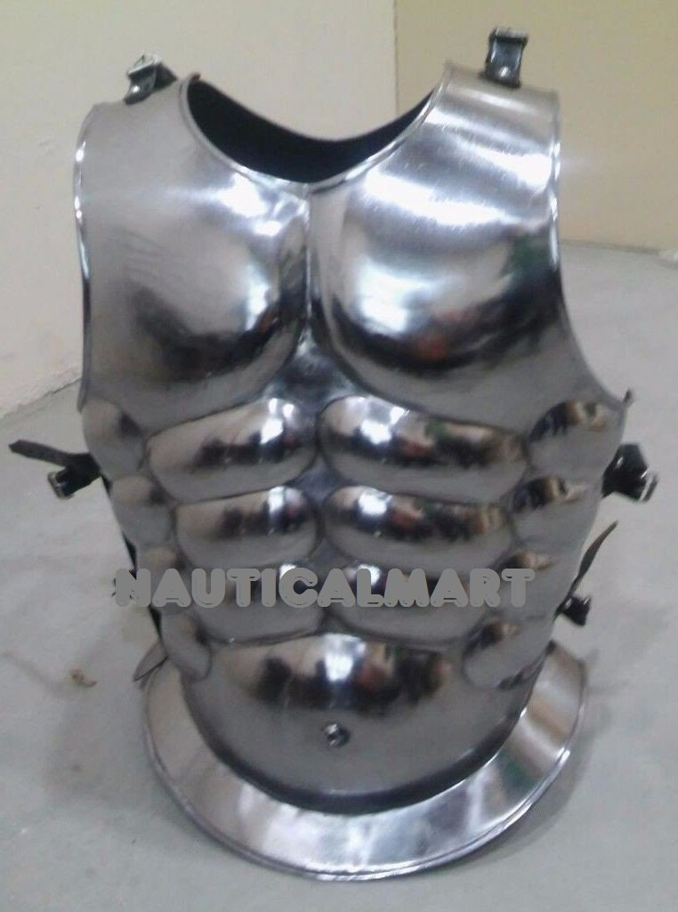 Nauticalmart Medieval Roman Muscle Body Armor Cuirass Breastplate