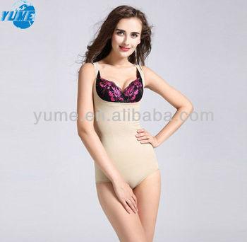 c2d6fb3437 Women Clothing Ladies  Shapewear Body Shaper Corset Slim Pant Full Body  Shape free size New