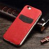 Design Phone Cover for iPhone 5c Custom Leather Back Case Cover for Smartphone