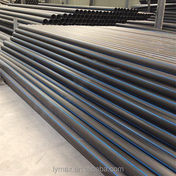 BS3505 2 Inch Drain PE Pipe/HDPE Water Poly Pipe/ PVC Pipe