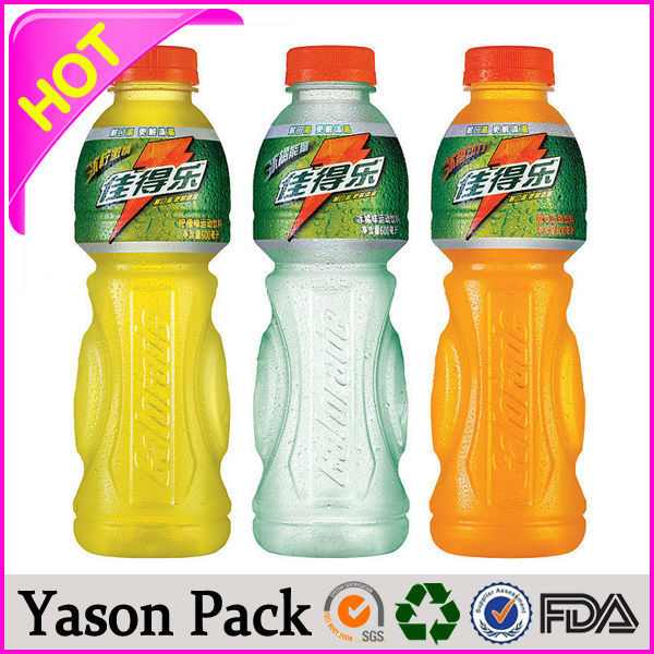 YASON labels for water bottles on roll piece