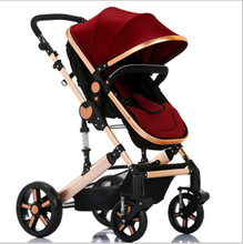 2016 new model baby carrier aluminum easy carry pram stroller for baby