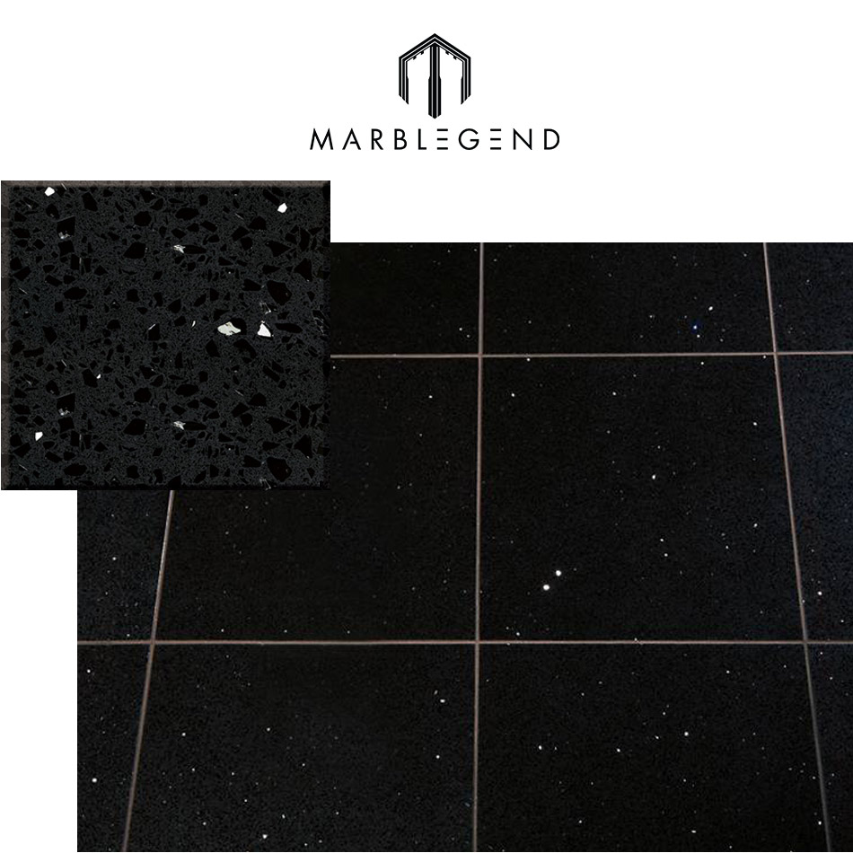 Black Sparkle Quartz Tiles Black Sparkle Quartz Tiles Suppliers And