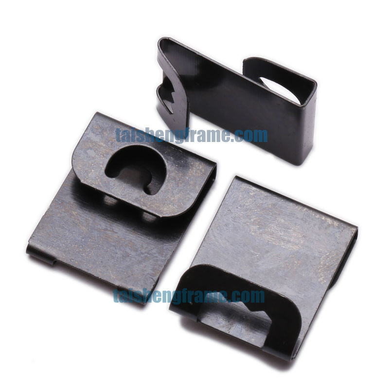 TS-K103 clip sobre suspensión 2 y 3mm tableros negro 15*18mm/foto ...