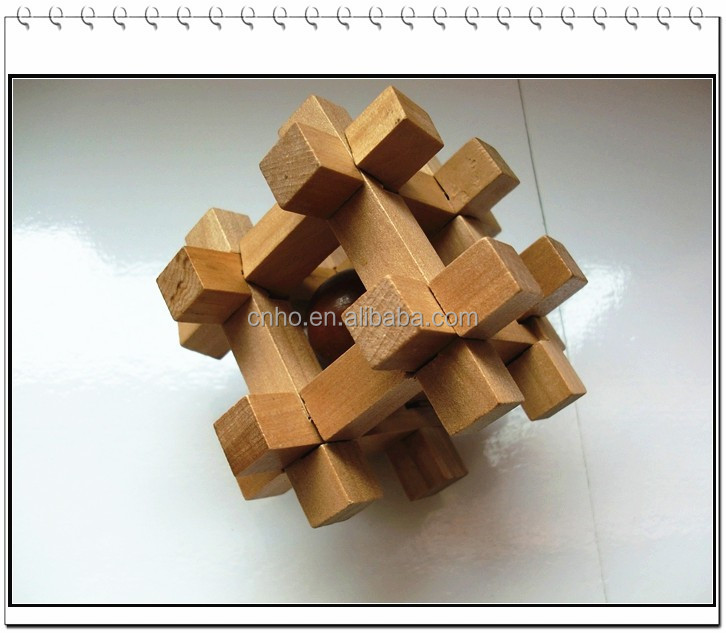 Bola iq juguete juego cerebro china bloque de bloqueo 3d for Bola juguete