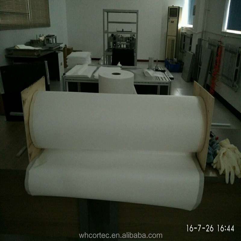Hot selling ptfe flat sheet mbr membrane,mbr sheet,mbr memabrane for industrial and domestic