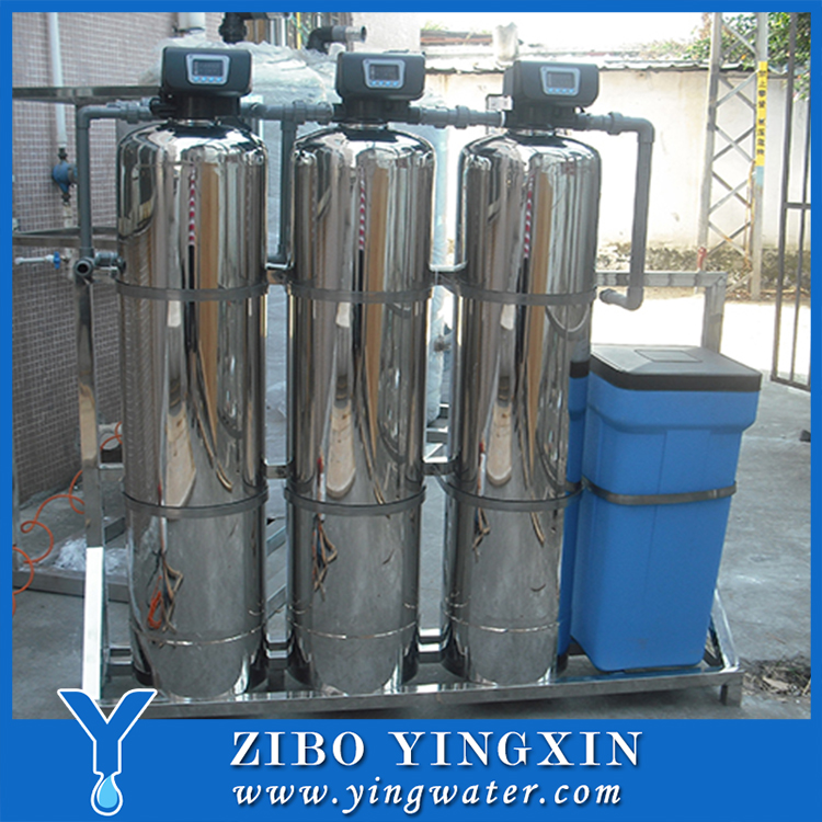 Trustworthy China Supplier Softened Water Equipment Commercial Water Purification System
