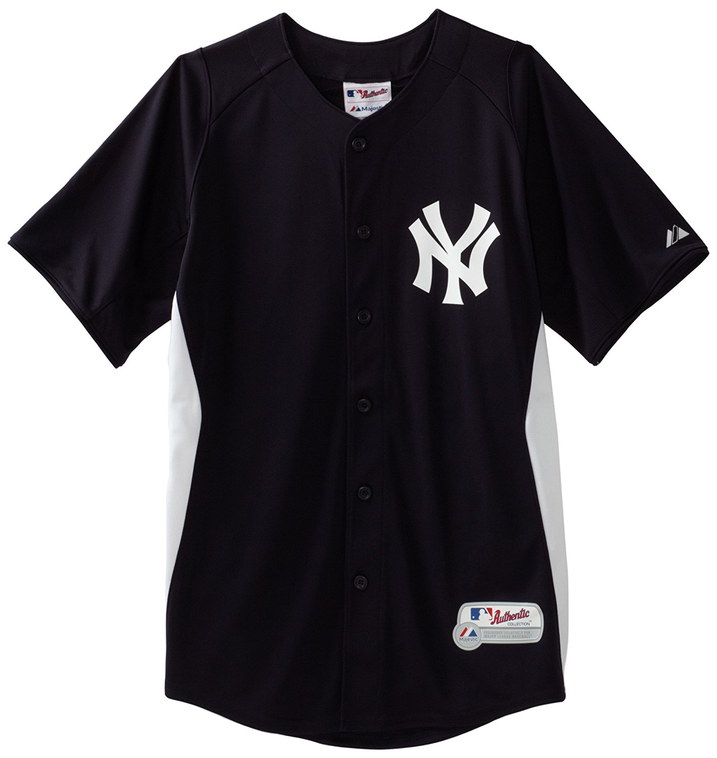 3f4b18868 Get Quotations · MLB 7801 Authentic Cool Base Batting Practice Jersey
