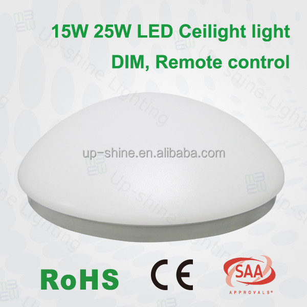 moden ceiling lights surface mounted ceiling with motion sensor emergency function high quality led loftlamp