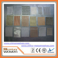steel wire cloth/stainless steel plain woven wire mesh/dutch woven wire mesh