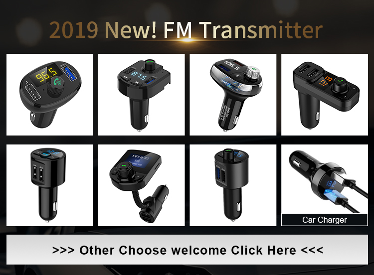 High Quality Auto Mp3 Player Handsfree Bluetooth Car Kit