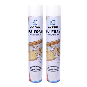 750ml construction expanding Spray PU Foam for building