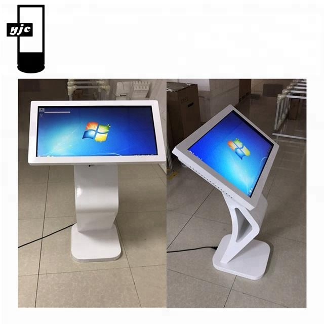 32 zoll LCD Werbung Multitouch Wifi digital signage Informationen kiosk